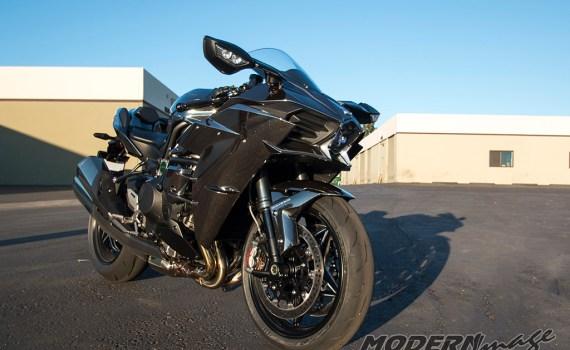 Modern Image Kawasaki Ninja H2 Clear Bra 09