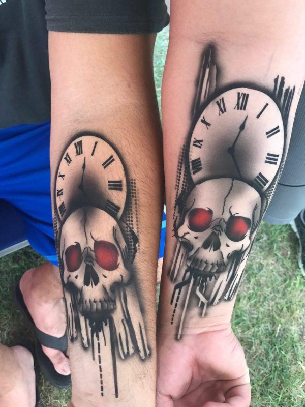 Tattoo Pro Airbrush Modern Ink Body Art