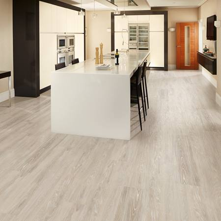 vinyl floors in kitchen