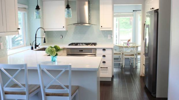 Ikea White Kitchen Cabinets.  11 IKEA Kitchen White Shaker 19 Of Our Favorite Kitchens We ve Ever Remodeled Modern