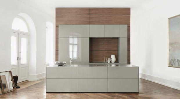 High Gloss Handleless Kitchen Cabinets Custom Made Ready To Assemble Modern Kitchen Pros
