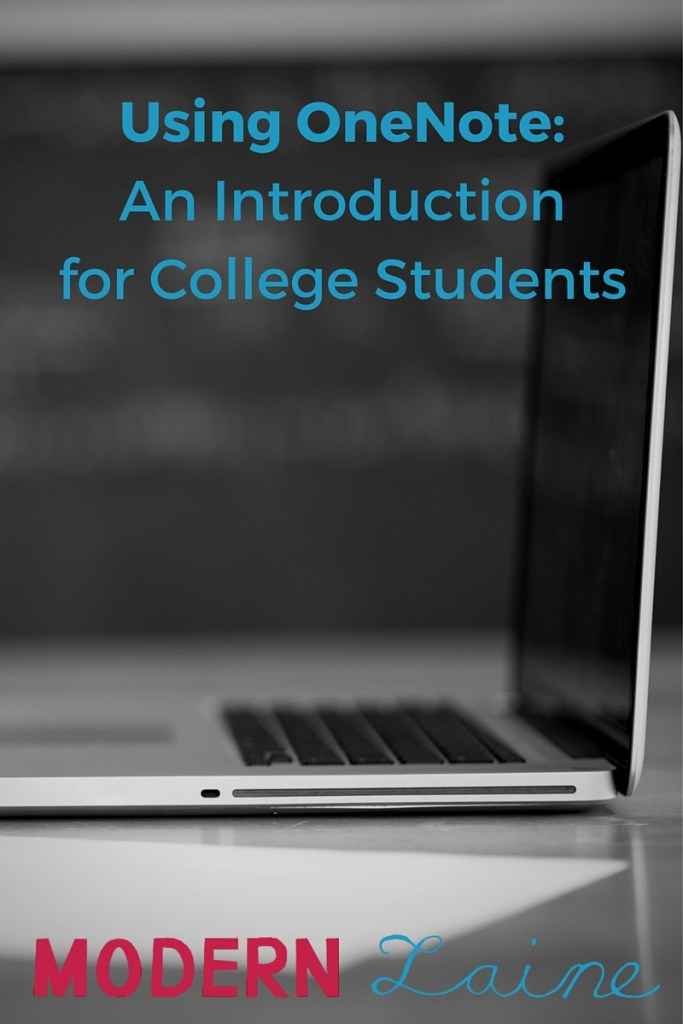 Using OneNote_ An Introduction for College-4