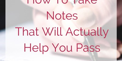 Notes That Will Help You Pass_Modern Laine
