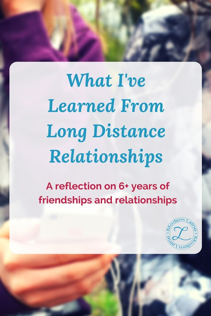 long distance_modern laine