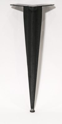 Tapered Angle Iron Table Legs | Modern Legs