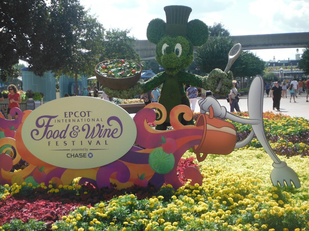 Epcot Food & Wine Festival Epcot facts