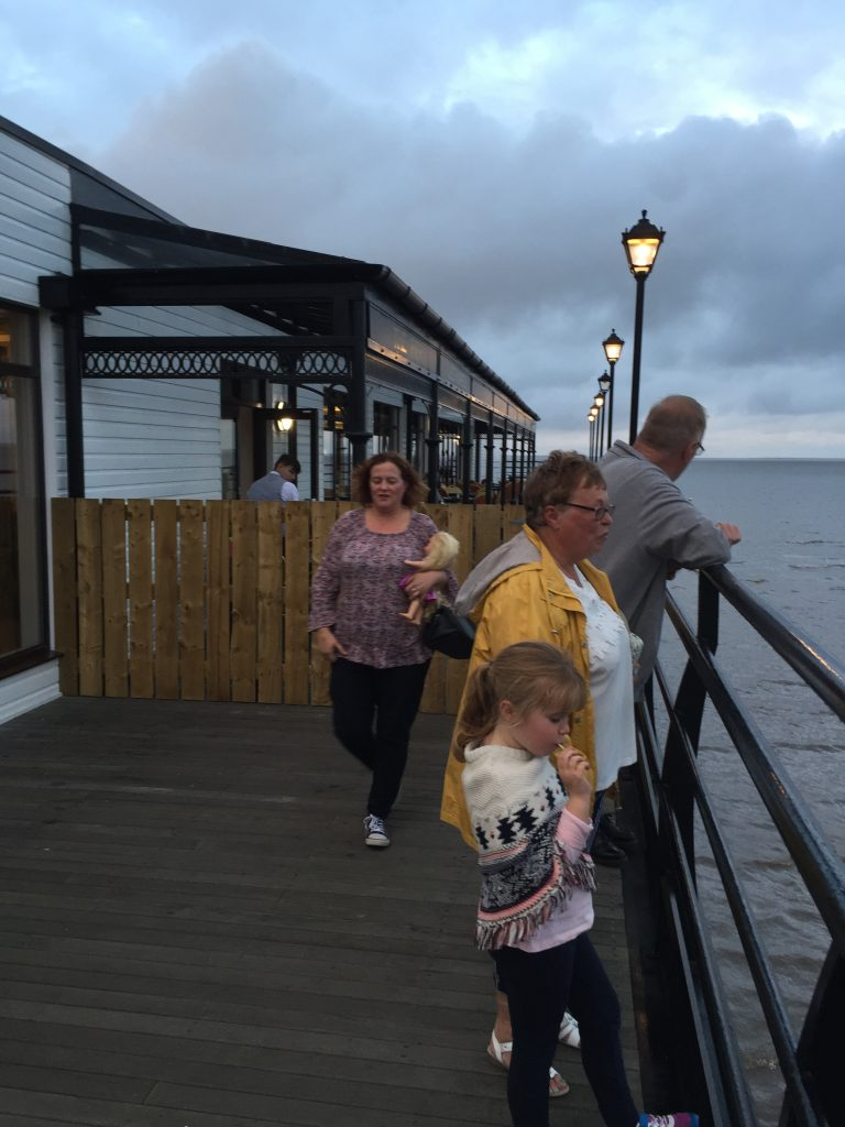 Cleethorpes Pier Papa's Fish & Chips