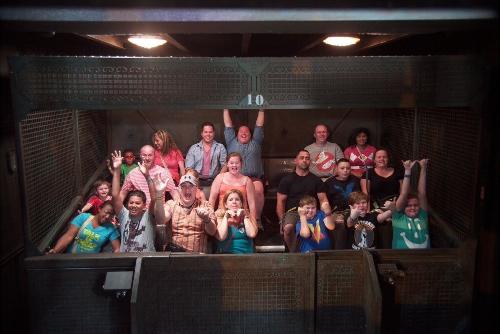 Tower of Terror Hollywood Studios Facts