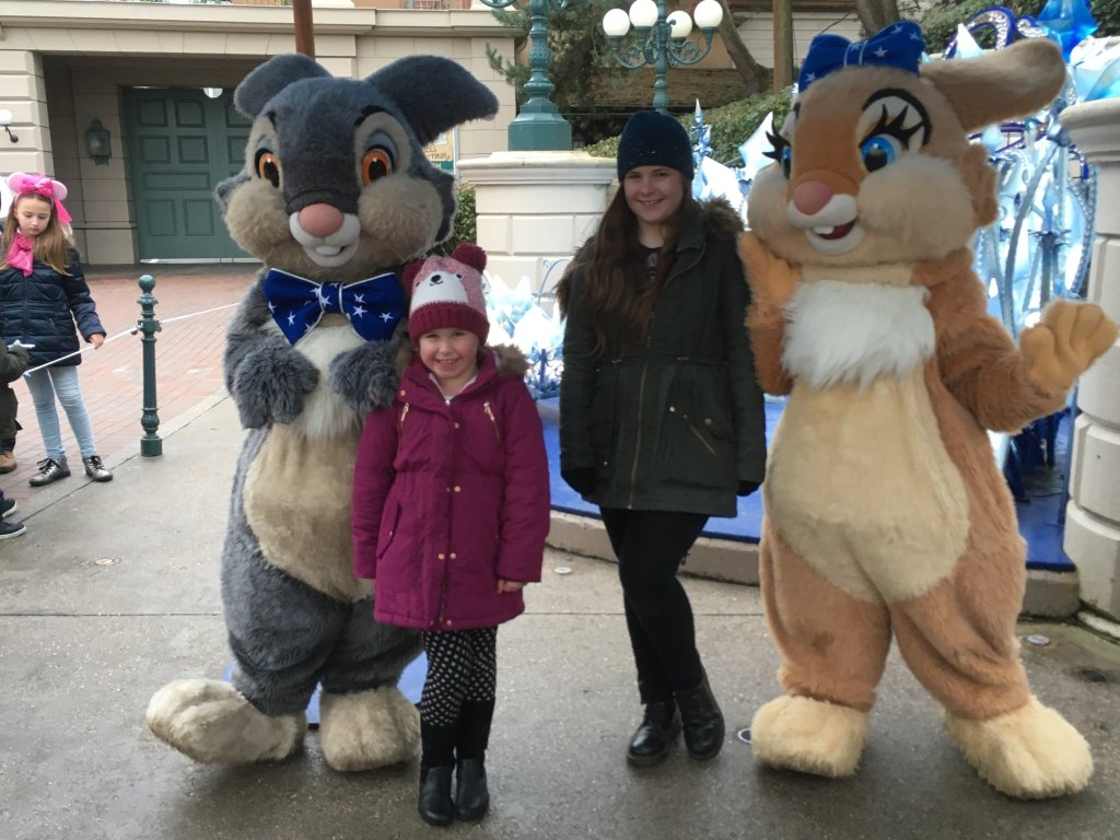 Meeting Thumper