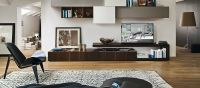 Hawaii Contemporary Living Room Furniture - Italian Living ...