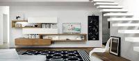 Hawaii Contemporary Living Room Furniture - Italian Living ...