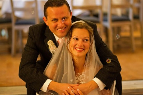 Eva Lantsoght Wedding