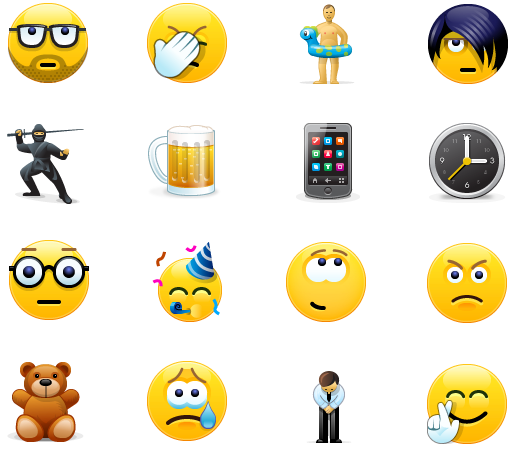 emoticon skype