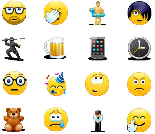 emoticons skype