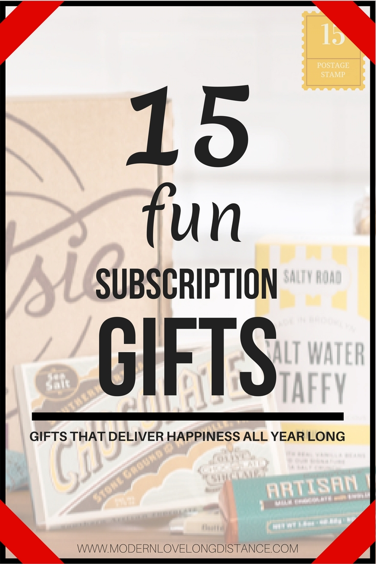 subscription gifts PN