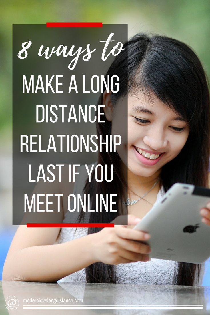 Online dating long distance first date