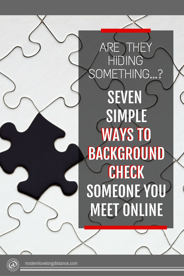 DIY Background Checks