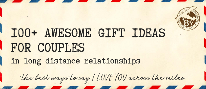 long distance relationship gifts