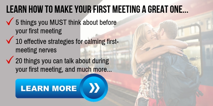 Tips on meeting someone for the first time
