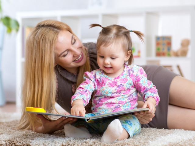 4 Ways to Set A Good Example for Your Child (It's Never Too Early)