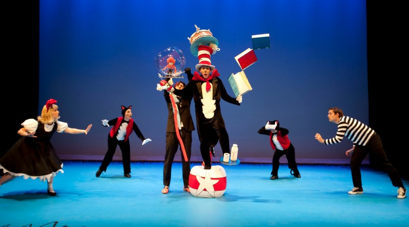 Cat in the Hat at Carousel Theatre Vancouver