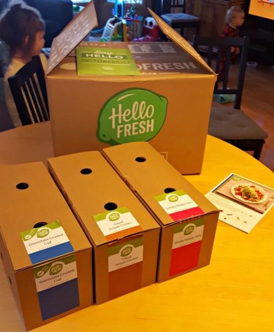 Healthy Food Delivered To Your Door Alberta