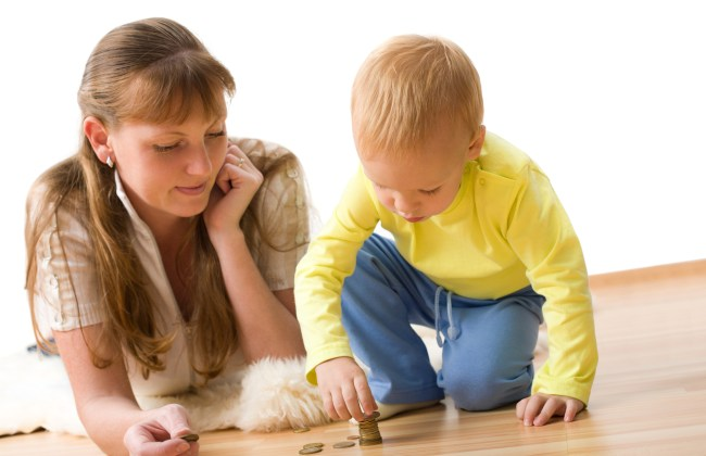 budgeting for preschool ages
