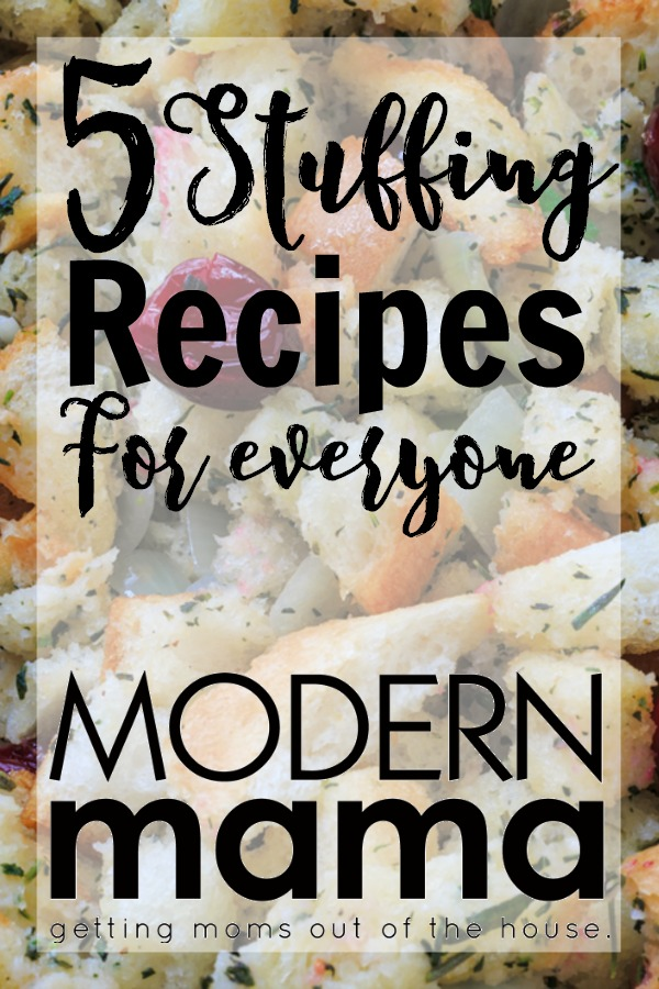Stuffing Recipes