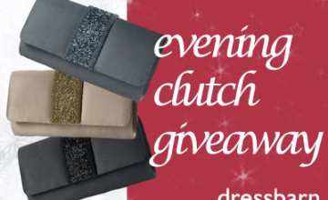 Win an Evening Clutch from Dressbarn!