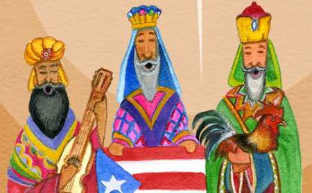 The Three Kings - Los Tres Reyes