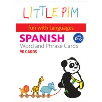 Little Pim Spanish Word and Phrase Cards