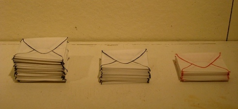 Email Piles