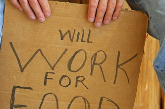 Will Work for Food?