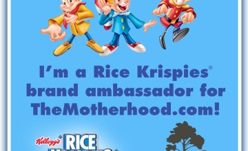 Summer Fun with Rice Krispies Treats! Cookbook Contest Too!
