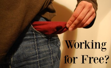 Why Do Bloggers Continue to Work for Free?