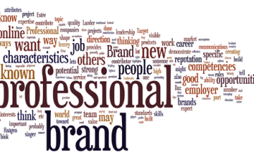 Build Your Professional Brand for Career Success