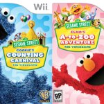 Sesame Street Video Games {Giveaway}