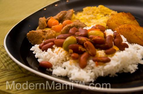 Puerto Rican Carne Guisada