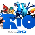 Vibrant, Rhythmical, and Funny: RIO Movie {Giveaway and Video}