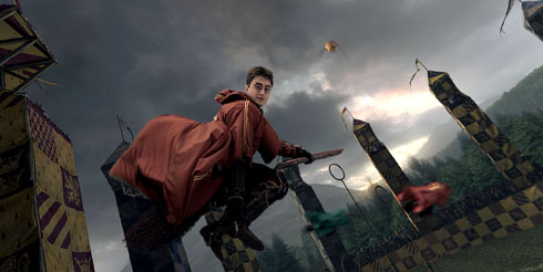 Harry Potter Forbidden Journey Universal Orlando