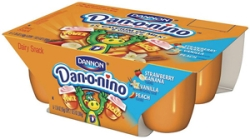 Snack Idea for School Lunch: Dan-o-Nino Cups {Giveaway}