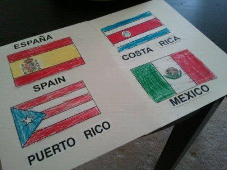 3 Kids' Activities for Celebrating Hispanic Heritage Month: Hispanic Heritage Flags