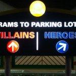 Wordless Wednesday: Villain or Hero?