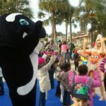 SeaWorld's Just for Kids Festival: Wordless Wednesday
