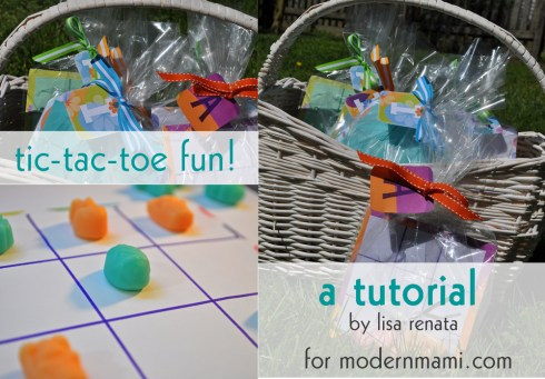 Easter Tic Tac Toe Fun Kids Activity
