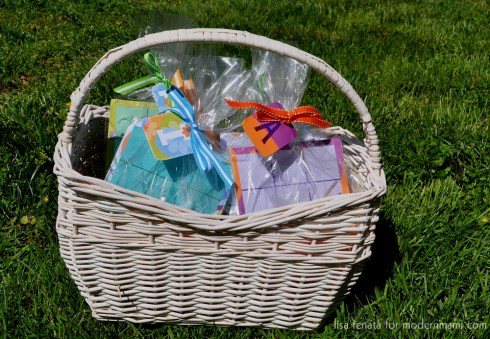 Easter Basket Gift Idea
