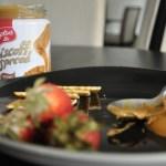 After-School Snack Idea Using Biscoff Spread {Video}