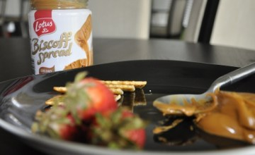 After-School Snack Idea Using Biscoff Spread {Video}