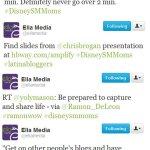 Insights from Disney's Social Media Moms Celebration