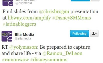 Insights from Disney's Social Media Moms Celebration